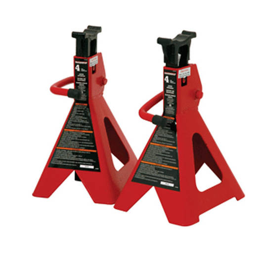 Powerbuilt Axle Stands 4 Ton