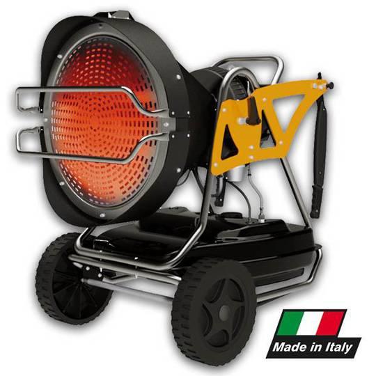 Master Diesel 29 / 43 kW Infrared Heater XL91