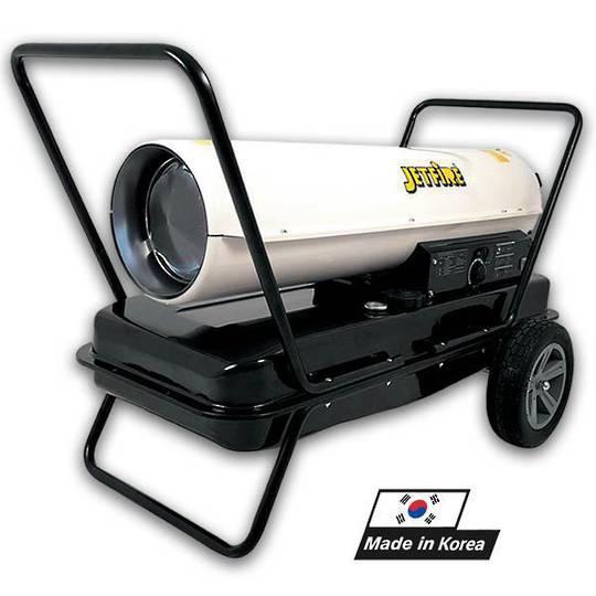 Jetfire Heater Diesel 50Kw fanforced