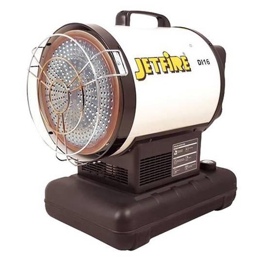 Jetfire 15kw Radiant Diesel Heater