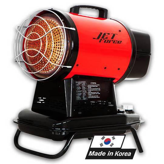 Jet Force Heater Radiant Diesel 21kw