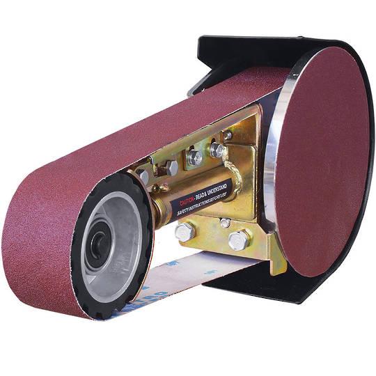 Multitool Belt & Disc Grinding Attachment