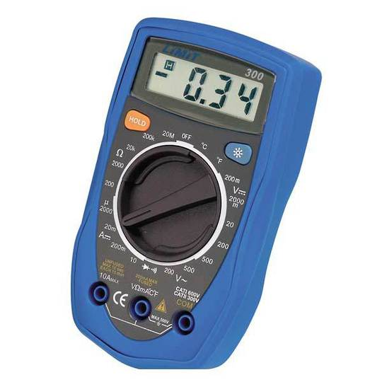 Limit Multimeter 300 (CAT II 300V)