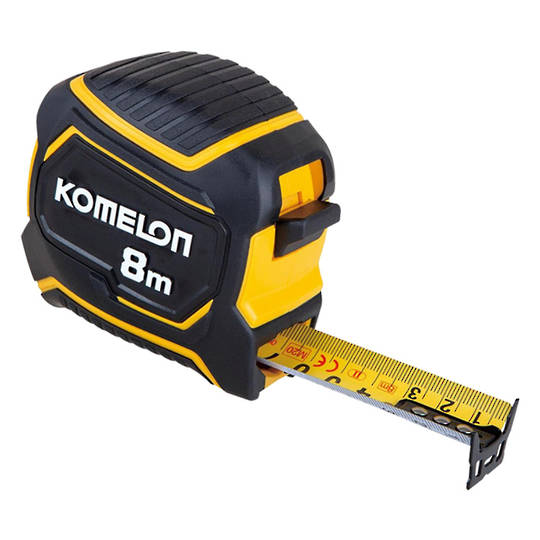 Komelon 8M X 32mm Big Stand Out Pocket Tape