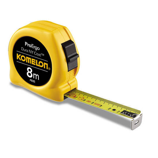 Komelon 8m X 25mm Tape