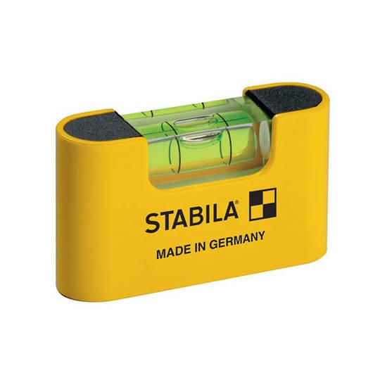 Stabila Magnetic Pocket Level
