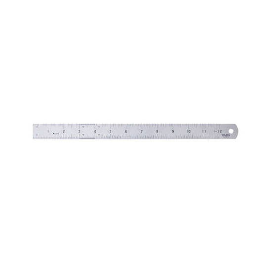 Toledo Ruler 150mm Inch/Metric