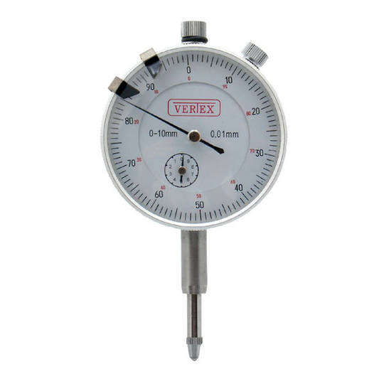 Vertex Dial Gauge Metric