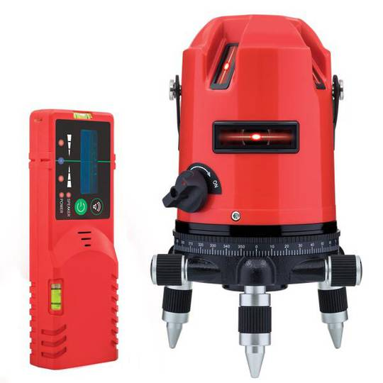 General XL3 Multi Line laser