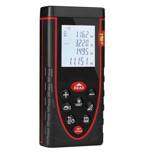 Powerline PLM40 Laser Distance Measurer 40m