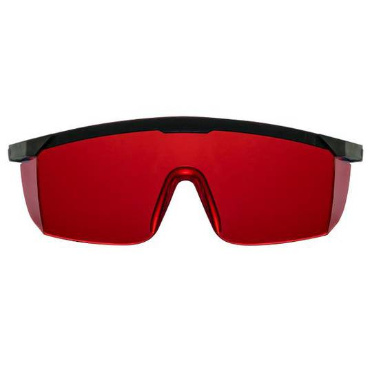 Powerline Laser glasses Red