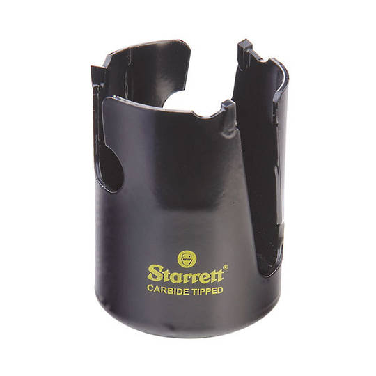 Starrett Carbide Tipped Holesaws