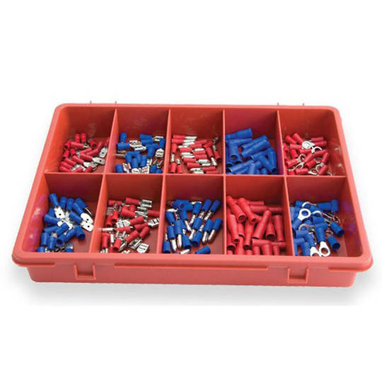 Assorted Electrical Terminals 200pc