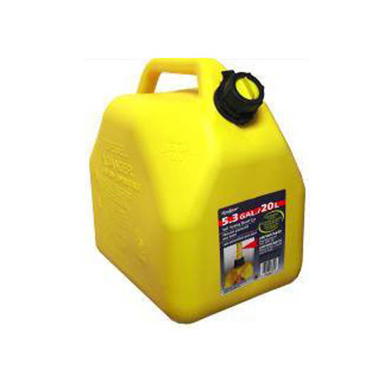 Scepter Diesel Container 20L  Yellow Military
