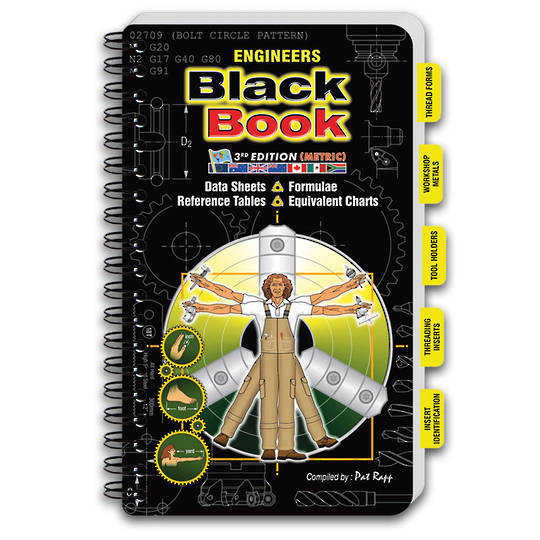 Engineers Black Book - 3rd Edition Metric