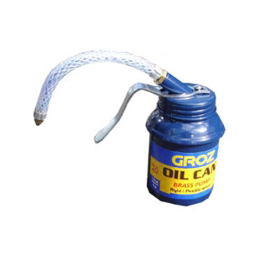 Groz Oil Can 125ml Flex Spout