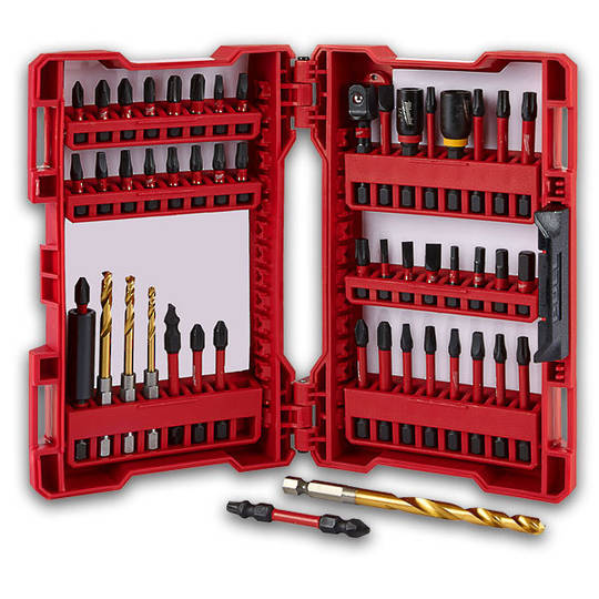 Milwaukee Shockwave 50pc Impact Bit Set