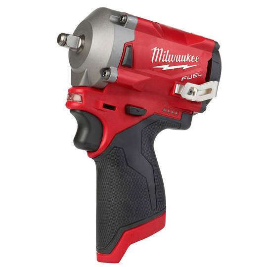 "Milwaukee M12FIW38-0 Stubby 3/8"" Impact Wrench Skin"