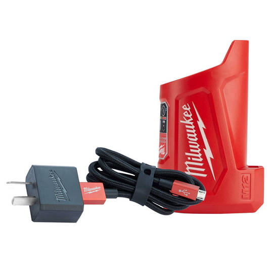 Milwaukee M12TC-0 Travel Charger