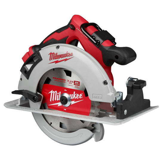 Milwaukee M18BLCS66-0 Brushless 184mm Circ Saw Skin