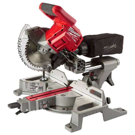 Milwaukee M18FMS184-0 FUEL 184mm Mitre Saw Skin