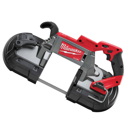 Milwaukee M18CBS125S-0 125 FUEL Deep Cut Bandsaw Skin