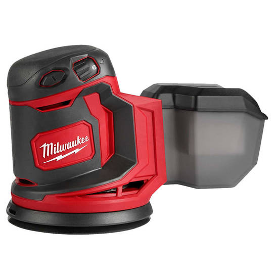 Milwaukee M18 Orbital Sander 125mm