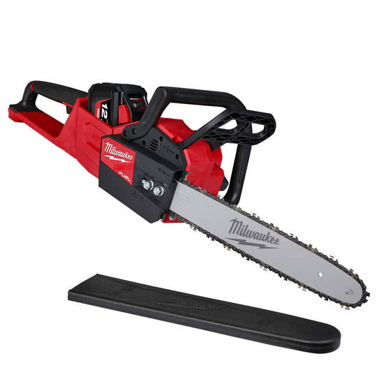 Milwaukee M18FCHS-121B FUEL Chainsaw 12Ah Kit