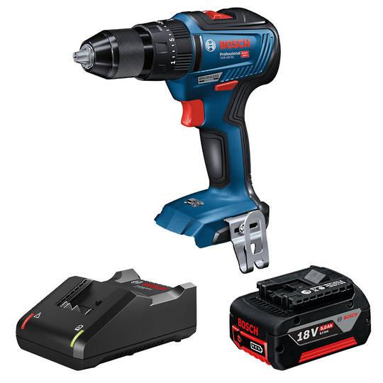 BOSCH 18V 5.0Ah Hammer Drill Limited Release  Kit