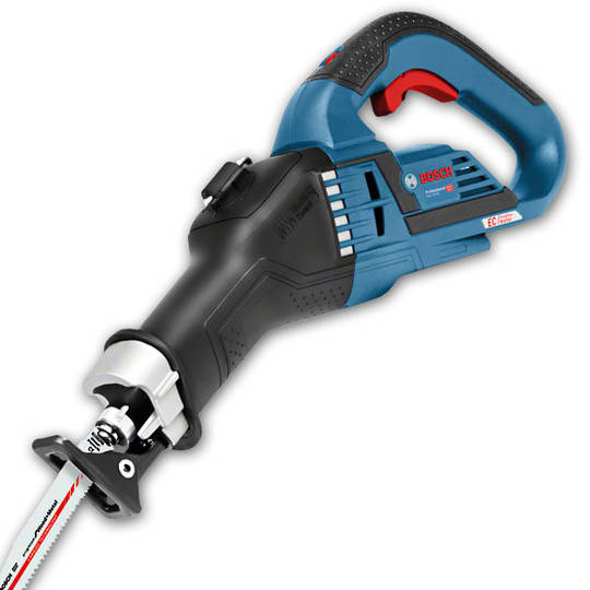 Bosch 18V Brushless Ergonomic Sabre Saw Skin