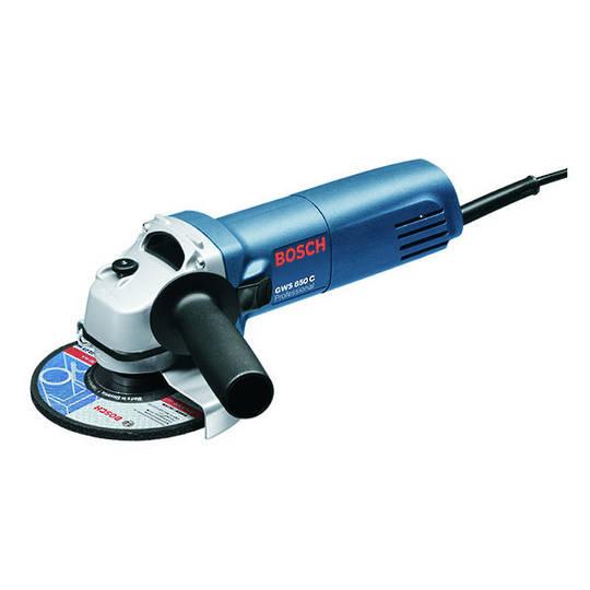 Bosch 125mm Angle Grinder Kit 850W - GWS 850 C