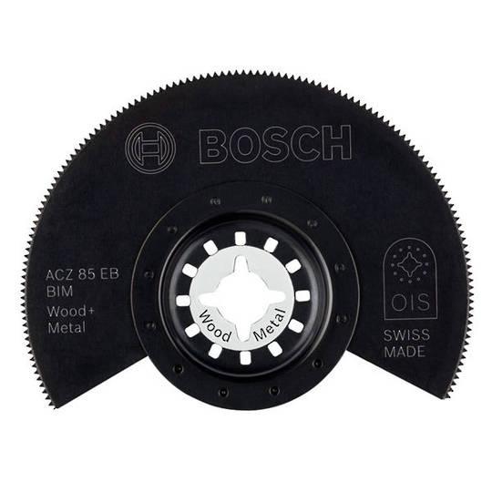 Bosch Segmented 85mm Saw Blade BIM - ACZ 85 EB