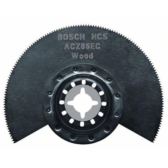 Bosch Segmented 85mm Saw Blade HCS - ACZ 85 EC