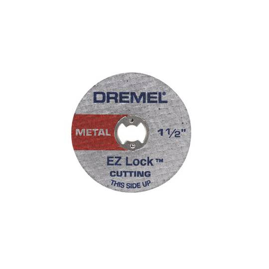 "Dremel EZ456 EZ Lock 1-1/2"" Cut-off Wheels"