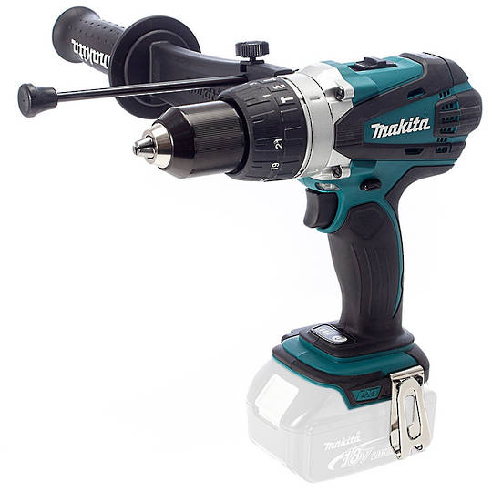 Makita 13mm Hammer Drill Driver Skin - DHP458Z