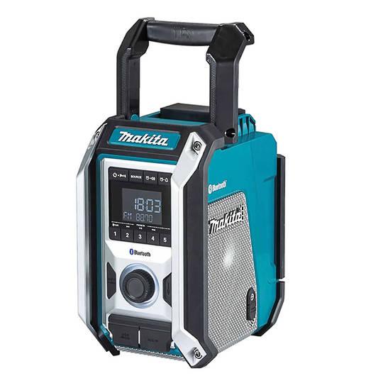 Makita DMR114 18V/12V/AC Bluetooth Job Site Radio