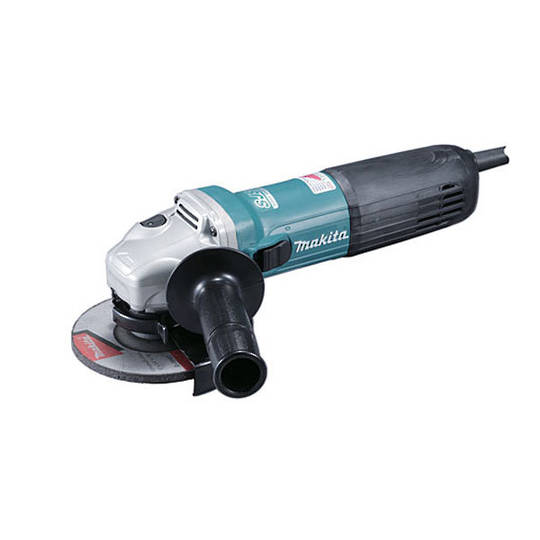 Makita 125mm Angle Grinder 1400w VS SJS - GA5040C