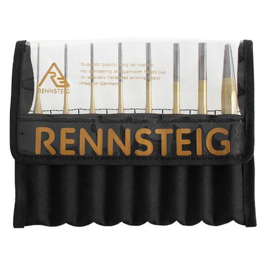 Rennsteig Centre & Parallel Pin Pun Set
