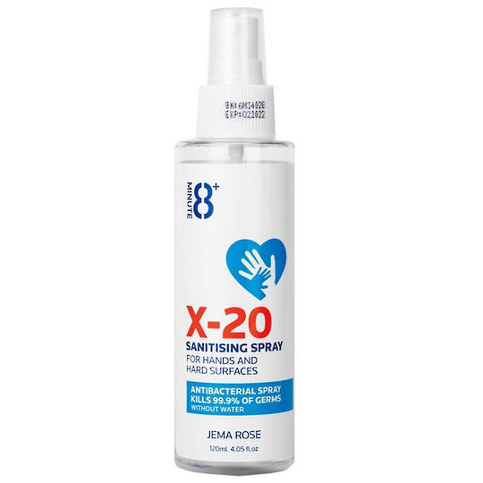 120ML Sanitiser Spray Bottle 75% Alcohol