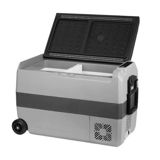 Brass Monkey 50L Dual Zone Fridge / Freezer