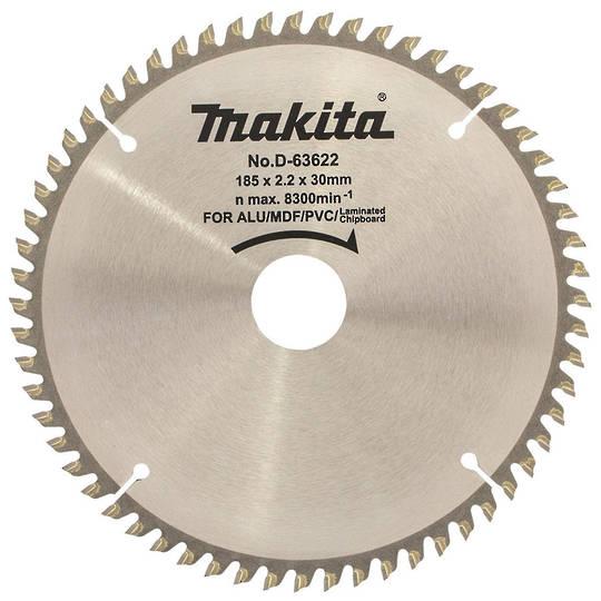Makita Multi-Material TCT Blade 185mm