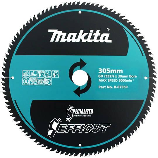 Makita EFFICUT 305x60T WOOD