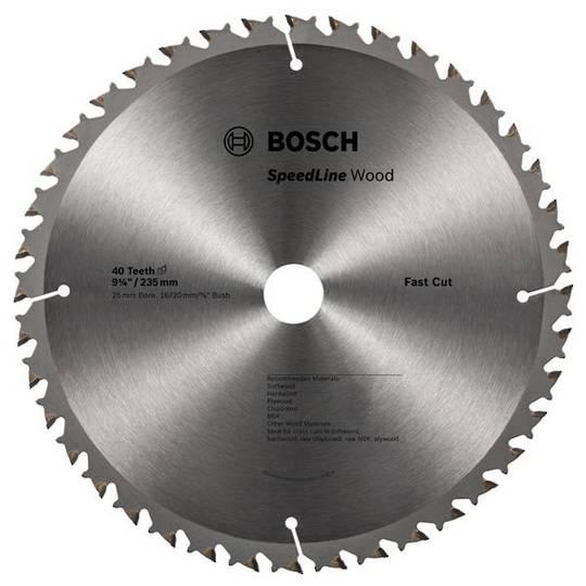 Bosch Speedline Saw Blades