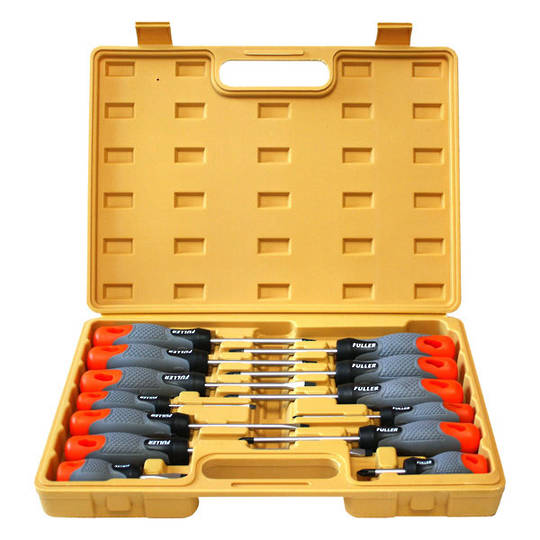 Fuller 13pc Screwdriver Set