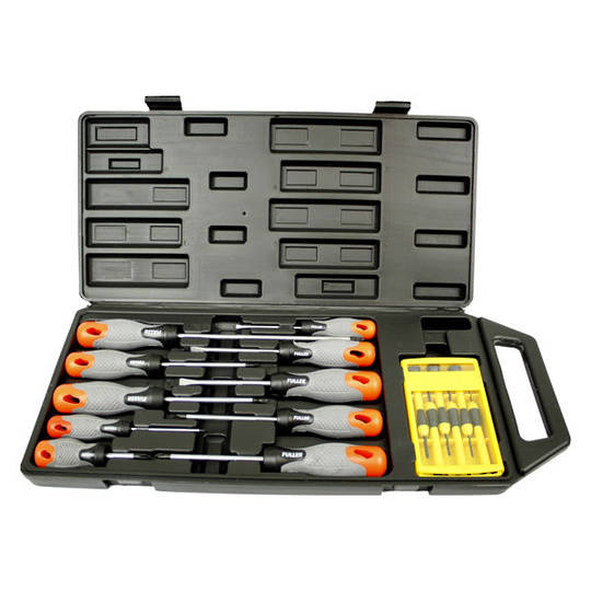 Fuller 16pc Screwdriver Set