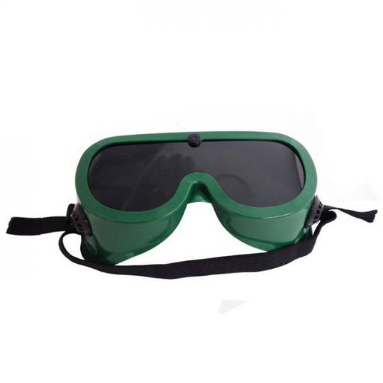 Blue Eagle Goggles Welding Straight Lens