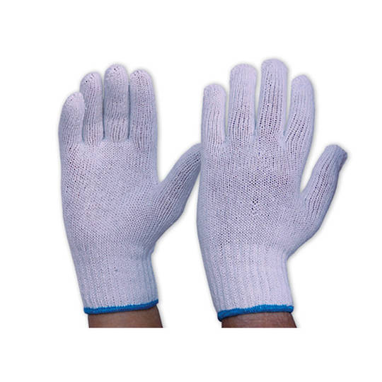 ProChoice Glove Polycotton Knitted Mens