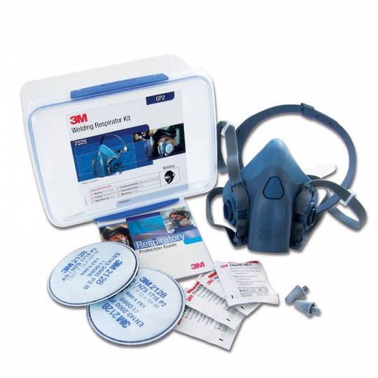 Welder Respirator Starter Kit 3M 7528