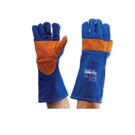 Blue Heeler Premium Welding Gauntlets