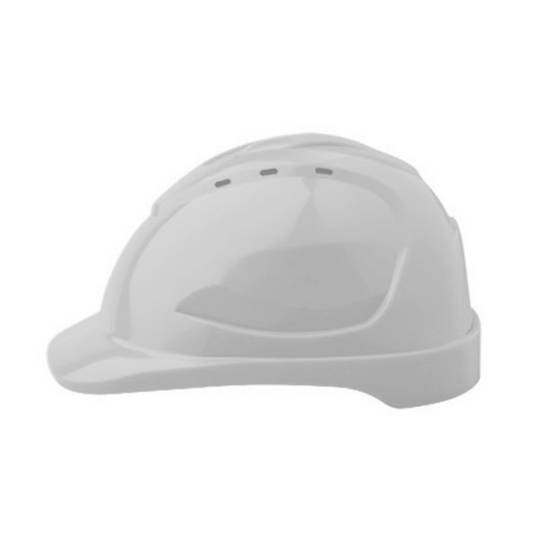 ProChoice Hard Hat Vented Low Profile White